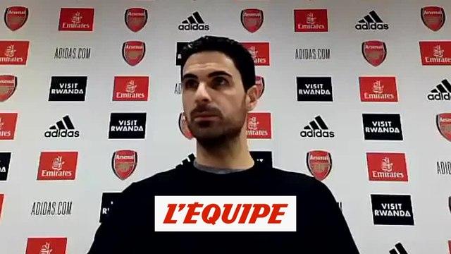 Arteta : « Une défaite qui fait très mal » - Foot - ANG - Arsenal