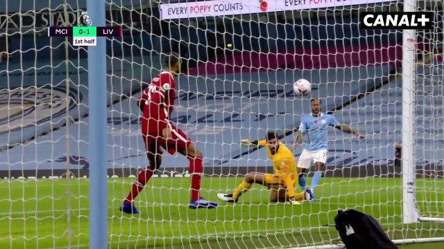 Le résumé de Manchester City - Liverpool en VO