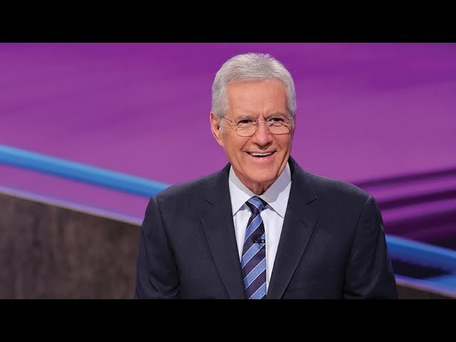 Alex Trebek Revered Host of 'Jeopardy!' for 36 Years Dies at 80