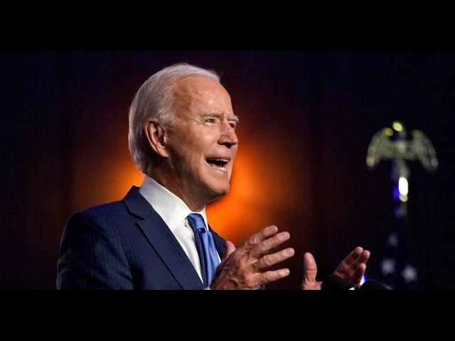 Biden wins White House after taking Pennsylvania