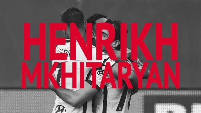 Focus - Mkhitaryan signe la performance de la semaine