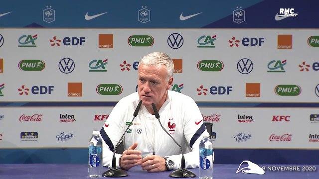 """""""Une L1 à 18 clubs tirerait le foot français vers le haut"""" estime Deschamps"""
