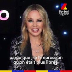 Kylie Minogue se prête au jeu du Fast & Curious