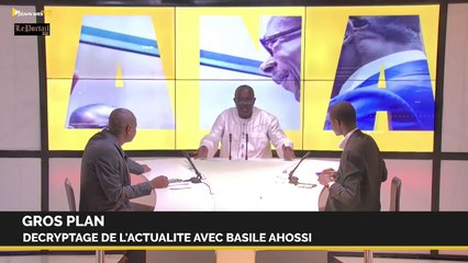 Actualité sociopolitique au Bénin : Basile Ahossi est l'invité de GROS PLAN de ce 08 nov. 2020