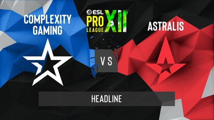 CSGO - Astralis vs. Complexity [Nuke] Map 2 - ESL Pro League Season 12 - Playoffs - EU