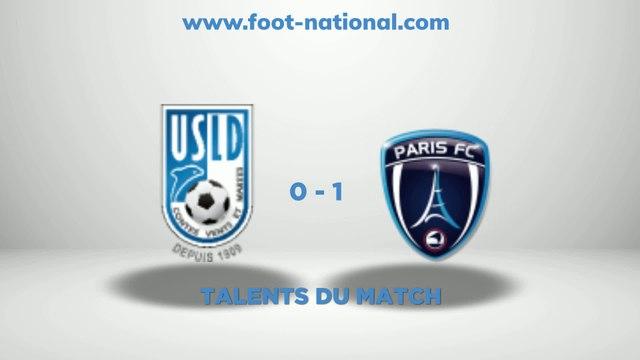 TALENT FOOT NATIONAL - 10ème journée de Ligue 2