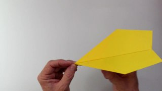 Learn to Fold the World's Best Paper Airplane