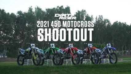 Dirt Rider's 2021 450 Motocross Shootout