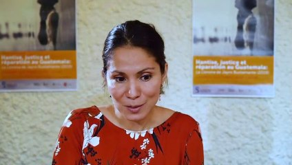 Hantise, justice et réparation au Guatemala: La Llorona de Jayro Bustamante (2019). Andrea Cabezas Vargas (Université d'Angers) y Diane Bracco (Université de Limoges)