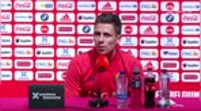 Belgique - Thorgan Hazard donne des nouvelles de son frère