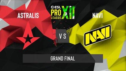 CSGO - Natus Vincere vs. Astralis [Overpass] Map 4 - ESL Pro League Season 12 - Grand Final - EU