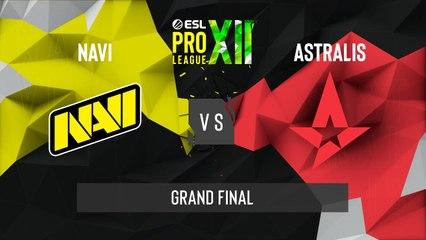 CSGO - Natus Vincere vs. Astralis [Train] Map 3 - ESL Pro League Season 12 - Grand Final - EU
