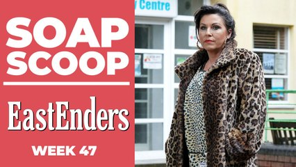 EastEnders Soap Scoop! Kat's criminal plan plays out