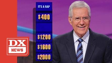 The Late Alex Trebek's Greatest 'Jeopardy!' Hip Hop Moments