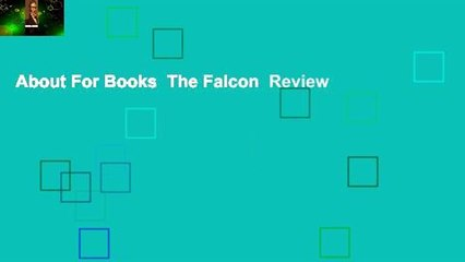 About For Books  The Falcon  Review