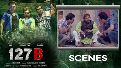 127B Movie Scenes - Saleem Pekku Brings Aziz & Ismail Bhai To Film Studio | Silly Monks