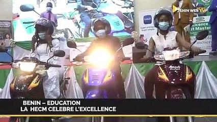 HECM, la Haute Ecole de Commerce et de Management au Bénin, célèbre l'excellence