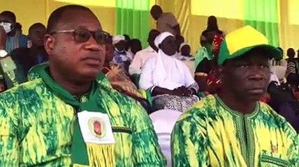 Campagne électorale au Burkina Faso : un candidat promet la mer