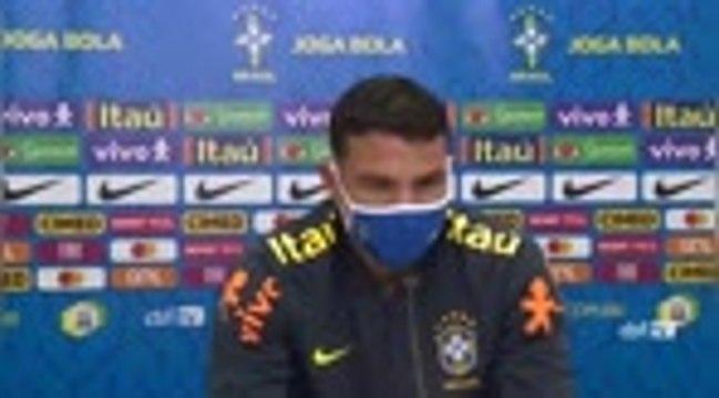 """Chelsea - Thiago Silva : """"J'espère que mon contrat sera renouvelé"""""""