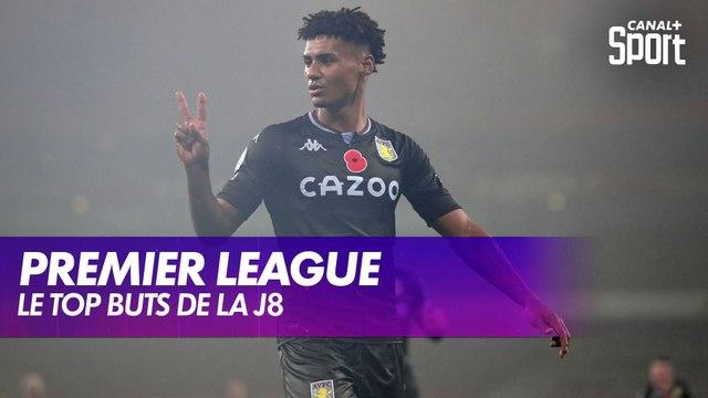 Le top buts de la J8 de Premier League