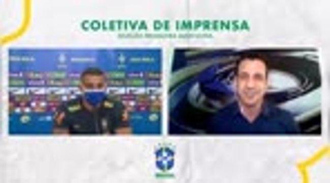 """Brésil - Diego Carlos : """"Une grande opportunité"""""""