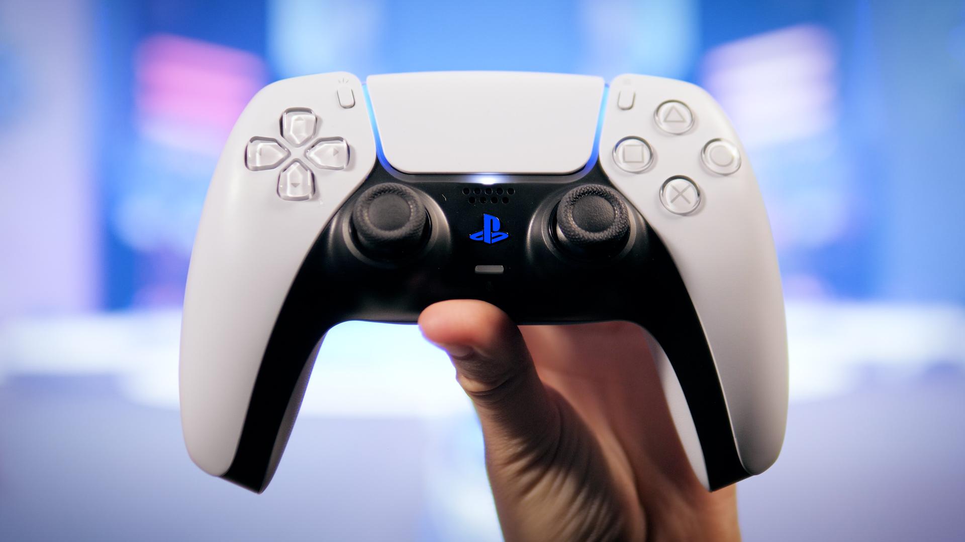 La DualSense de la PS5 est la meilleure manette de Sony