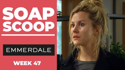 Emmerdale Soap Scoop! Dawn makes a desperate offer to Jamie