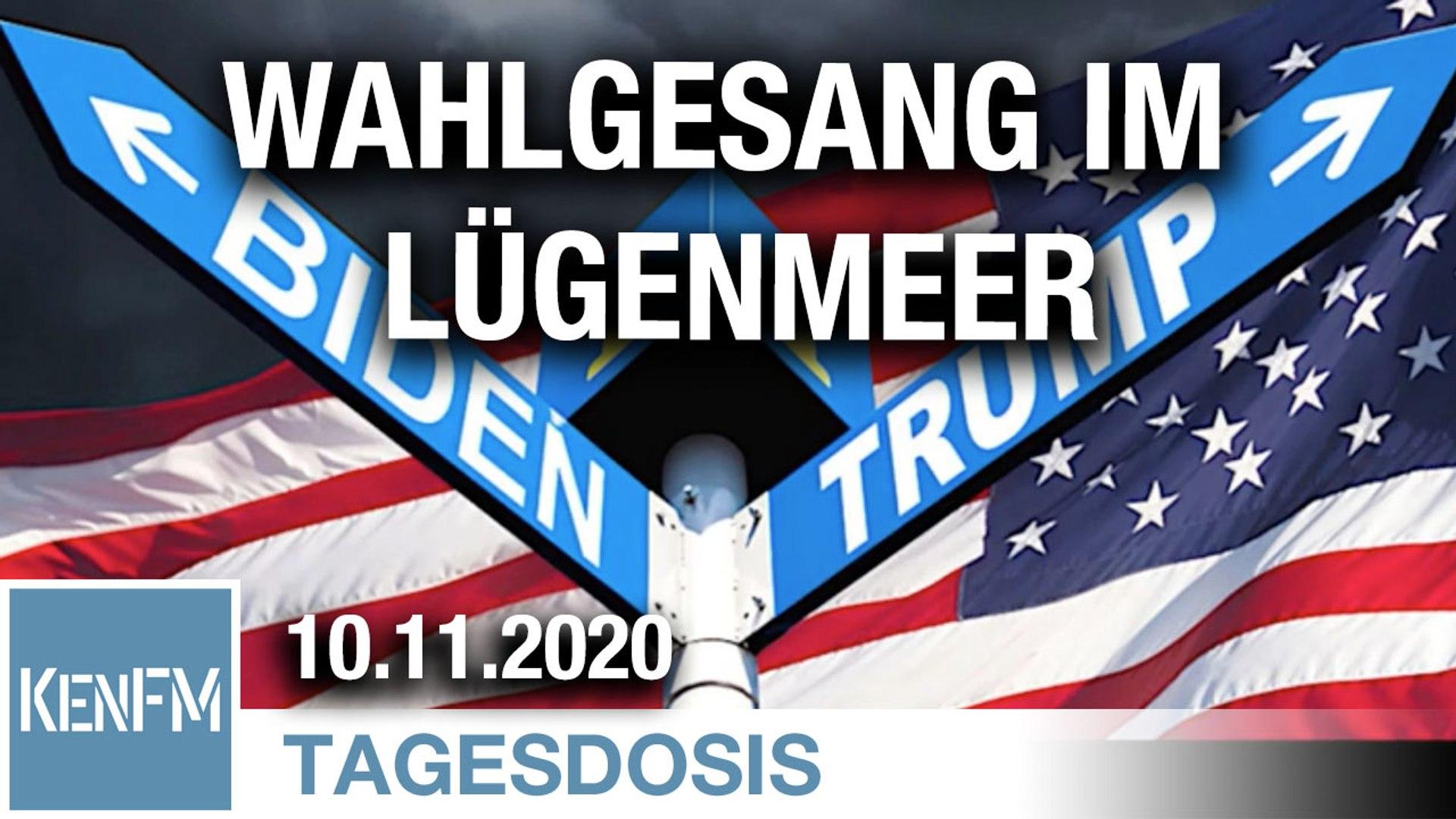 Keiner von Biden – Wahlgesang im imperialen Lügenmeer | Von Dirk Pohlmann