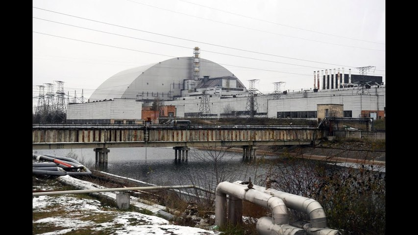 Ukraine seeks to turn Chernobyl into UNESCO world heritage site
