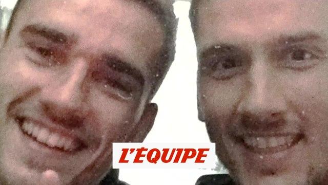 Antoine Griezmann : Itinéraire d'un champion déraciné - Foot - Bleus