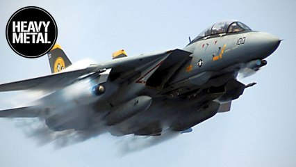 Heavy Metal: The History of the F-14 Tomcat