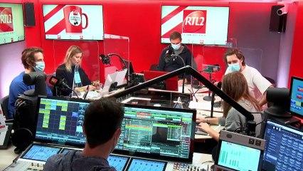 Aloe Blacc dans Le Double Expresso RTL2 (13/11/20)