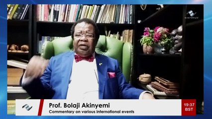 Rawlings stood up for Africa through what he did in Ghana - Prof. Bolaji Akinyemi