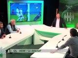 Des Verts solides mais battus, Loic Perrin invité de Club Asse - Club ASSE - TL7, Télévision loire 7