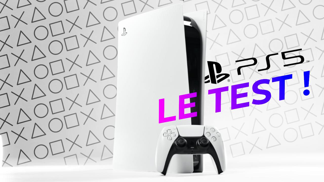 TEST PS5 : Nouvelle interface, Gameplay, Rétrocompatibilité, Manette DualSense, on vous dit tout !