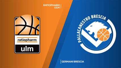 7Days EuroCup Highlights Regular Season, Round 7: Ulm 88-76 Brescia