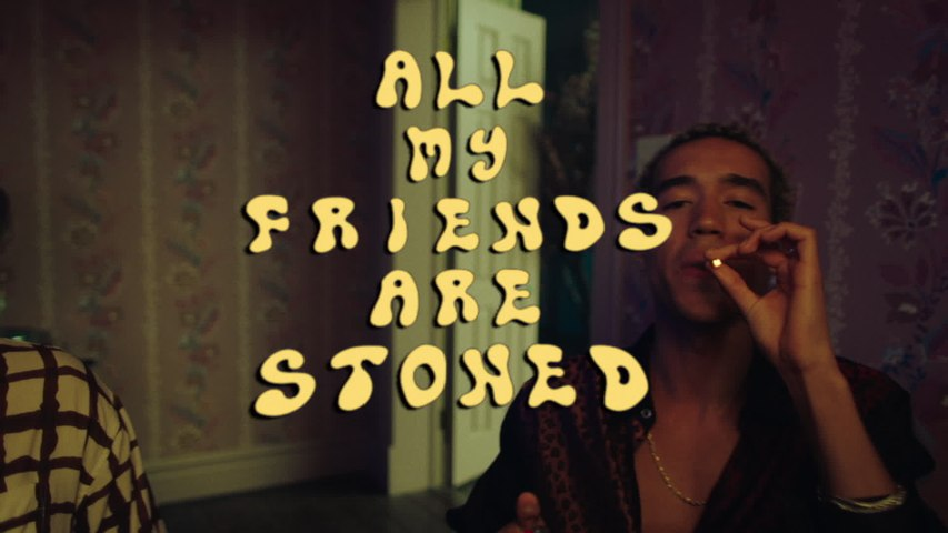 WizTheMc - All My Friends Are Stoned