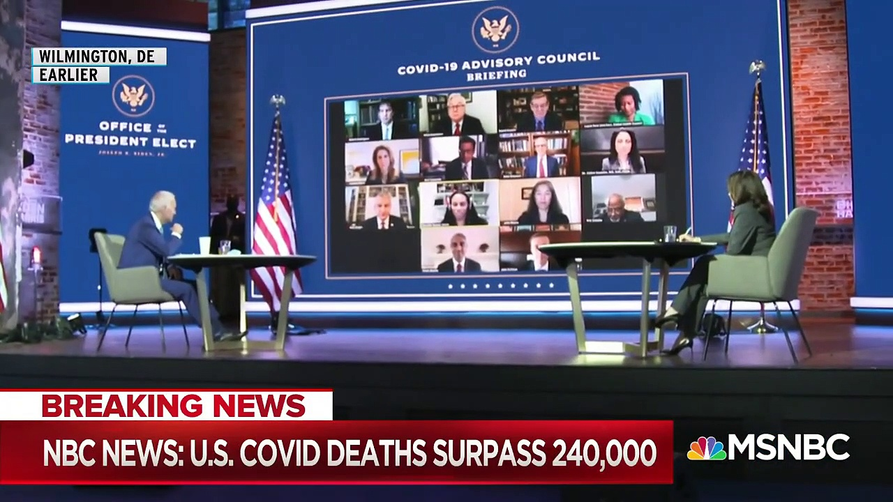 Exciting Covid-19 Vaccine News Comes With Challenging Caveat – Rachel Maddow – MSNBC