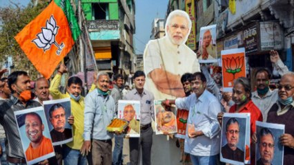 NDA wins Bihar elections, Nitish to sworn in as CM