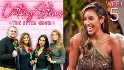 Cutting Stems: The After Show Week 5 REPLAY