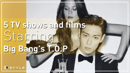Did you know Big Bang's Top is also an actor?