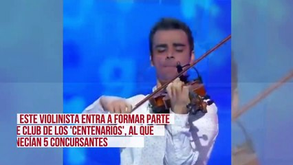 Pablo Díaz hace historia en Pasapalabra