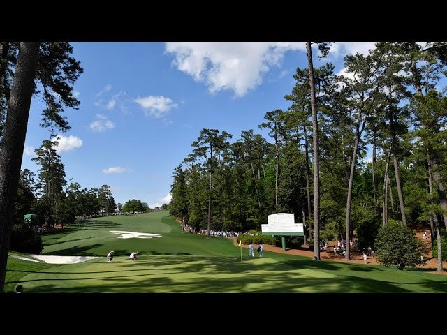 Masters Augusta National 'just going to play really long' in 2020