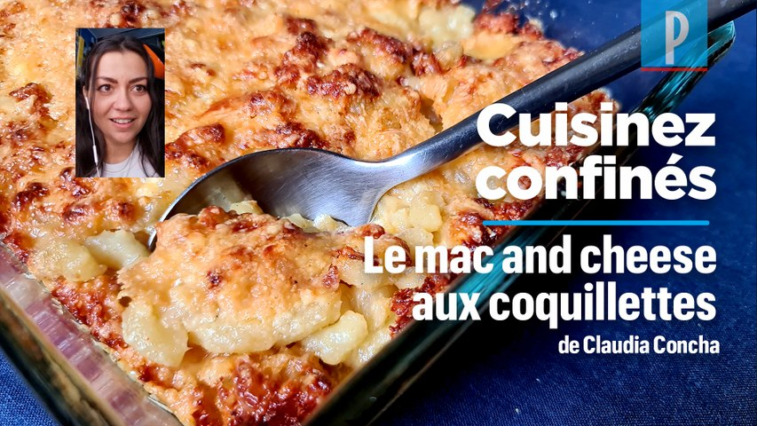 Comment cuisiner un mac and cheese aux coquillettes