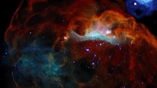 La temperatura del universo es cada vez mayor