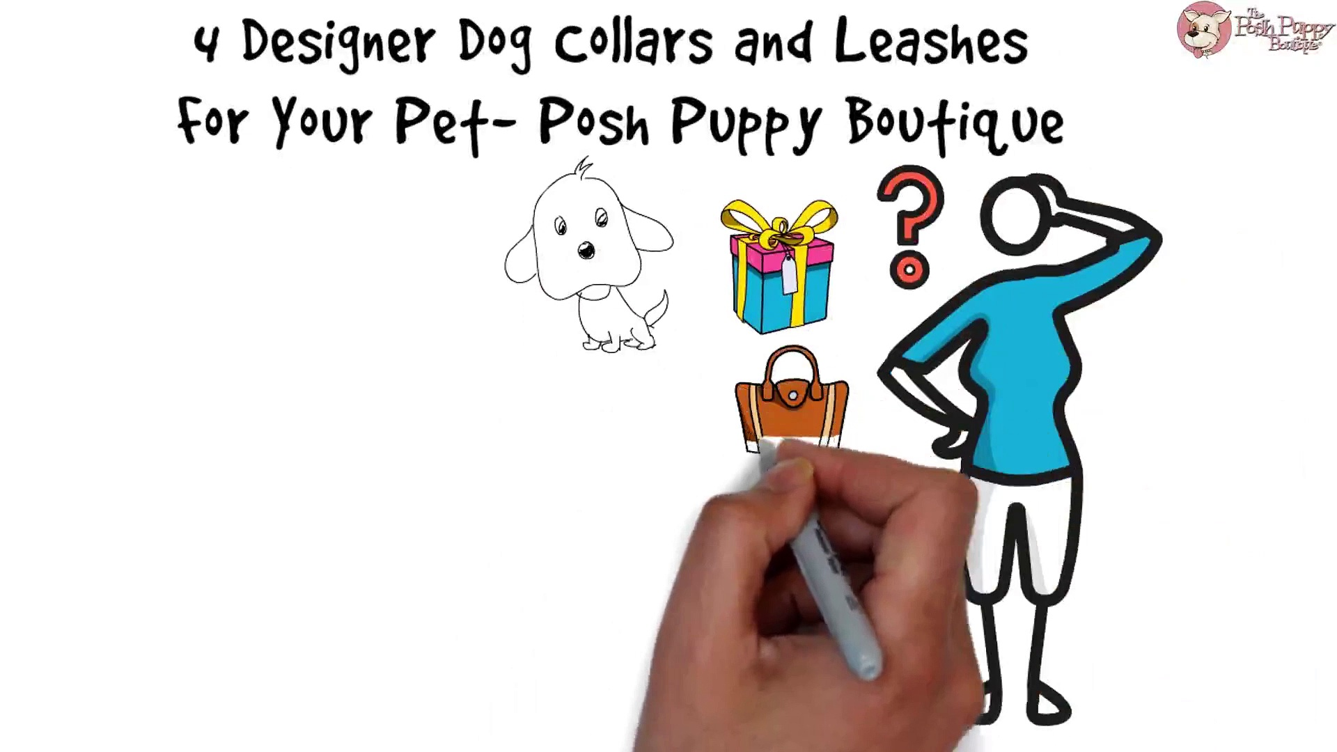 4 Designer Dog Collars and Leashes For Your Pet- Posh Puppy Boutique