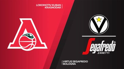 7Days EuroCup Highlights Regular Season, Round 7: Lokomotiv 83-89 Virtus