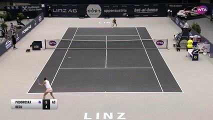 Podoroska volvió con un triunfo tras su mágico Roland Garros
