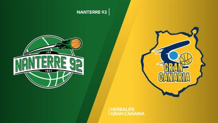 7Days EuroCup Highlights Regular Season, Round 7: Nanterre 90-74 Gran Canaria