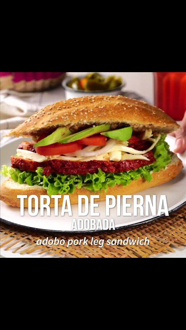 Torta de Pierna Adobada